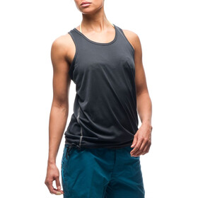 Houdini W's Movement Tanktop Rock Black